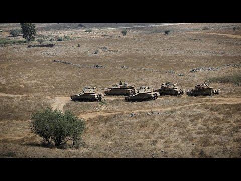 سوريا تتصدى لهجوم إسرائيلي وإسرائيل تسقط صاروخا فوق الجولان…  - نشر قبل 13 دقيقة