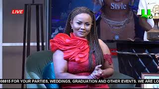 United Showbiz with Nana Ama McBrown on UTV (07/12/2019)