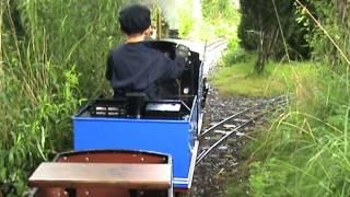 1/3 Scale Darjeeling & Himalayan B Class Locomotive