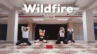 Tinashe - Wildfire : JayJin Choreography   D.horsé Practice