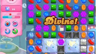 Candy Crush Saga   level 401 no boosters