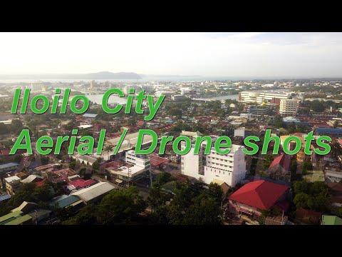 Iloilo Aerial/Drone shots - 1/1/2019 - HD
