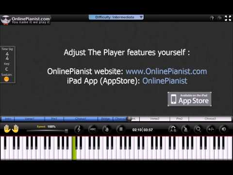 Lipps Inc - Funkytown (Won't You Take Me To) - Piano Tutorial & Sheets (Intermediate Version)