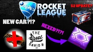 2 forfeits in a row?!?! new car?!?! rocket league ep2