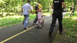 старт девочки 3-4 года, велосипеды с доп. колесами