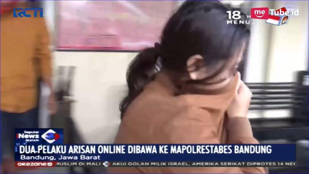Polisi Tangkap Pelaku Penipuan Arisan Online Di Bandung Korban