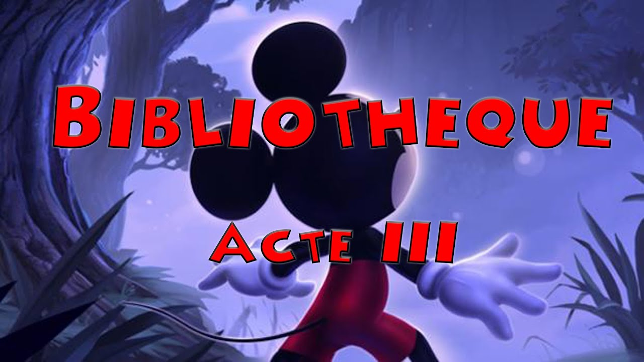 disney castle of illusion starring mickey mouse bibliotheque acte 03