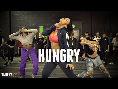 Fergie - HUNGRY ft Rick Ross - Choreography by Tricia Miranda - #TMillyTV ft Jade Chynoweth