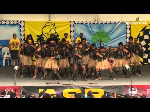 Polyfest 2015 Niue Stage Tangaroa College