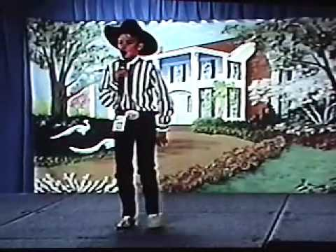 Justin Timberlake - Early 1990s Home Video from Memphis
