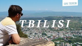 Tbilisi's sights and secret spots // ON TOUR in Georgia
