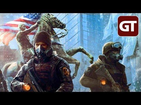 The Division: 2 Männer zeigen Koop-Gameplay und sprechen über den Nachfolger - GT LIVE