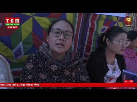 MANIPUR NEWS 3PM 30 November 2018
