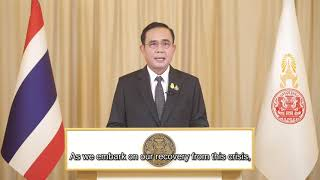 Video message by Prime Minister of Thailand