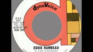 """Eddie Rambeau -- """"Clock"""" (DynoVoice) 1966"""