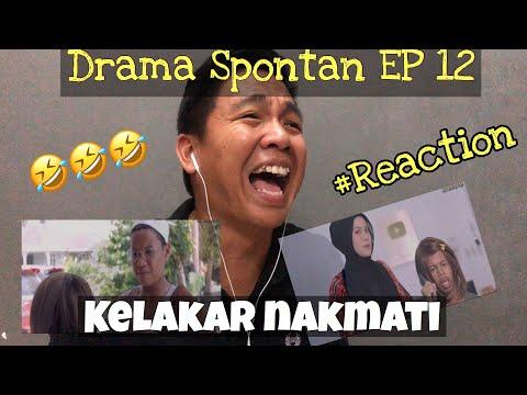 Drama Spontan Ep 12 #trending #lawak #kelantan #reaction