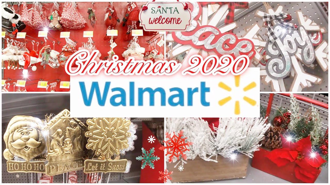 Places To Go Christmas 2020 Walmart Christmas Decor 2020 ~ Walmart Christmas Ornaments 2020