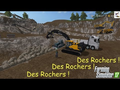 [FS17] Transport de Rochers !!