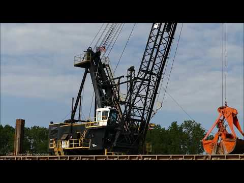 90 Ton Capacity Clyde Dredge - Part 2 - Closeups