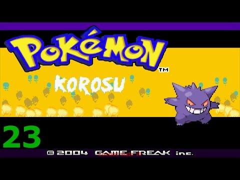 Let's Play Pokemon Korosu Part 23 Sabrina and Misty