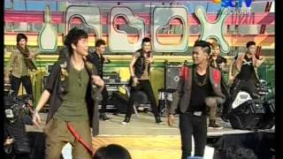 SUPER 9 BOYS (S9B) - ACDC,Live Performed di INBOX (08/07) Courtesy SCTV