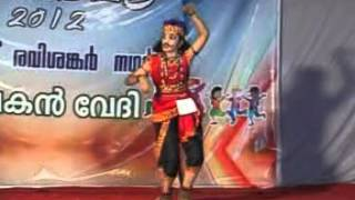 folk dance - aasrey p.t. chest no 24 /salabhamela