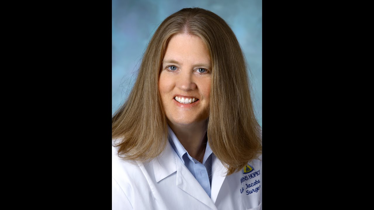 Lisa Kay Jacobs, M D , Associate Professor of Surgery