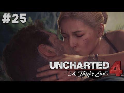 UNCHARTED 4 #25 SEM FUGA!  PTPT