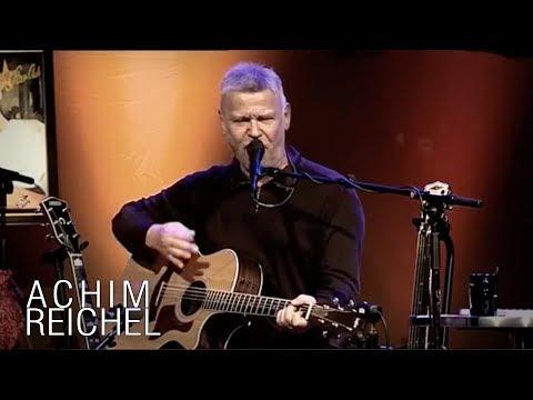 Achim Reichel - SOLO MIT EUCH - DVD / Tour 2010