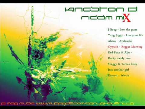 Kingston 13 Riddim Mix [FULL] [January 2012] [Ranch Entertainment]