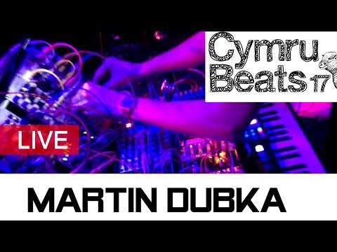 Martin Dubka Live From Cymru Beats