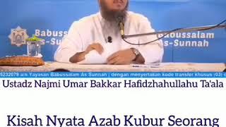 AZAB KUBUR SEORANG KARYAWAN BANK (kisah nyata)