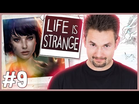 Opad szczeny | LIFE IS STRANGE #9 | 60FPS GAMEPLAY | Episode 3 End