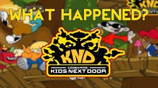 What Happened To Codename: Kids Next Door?