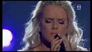 "Yohanna - ""The Winner Takes It All"" sung at Icelandic Eurovision Selection Final"