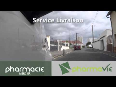 Pharmacie Mercier Montereau Livraison