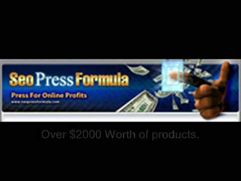 Seo Press Formula - Mega Bonus Offer Over $ 2000 Worth of Products.