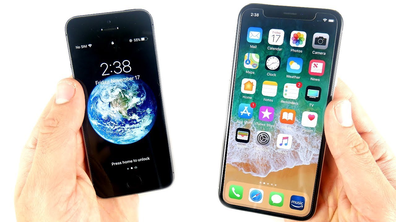 size of iphone 5 iphone 5s vs iphone x 4212