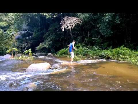 Cyber Waterfall Uthai Thani