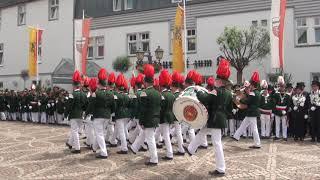 Parade der Junggesellen - Fronleichnam 2018