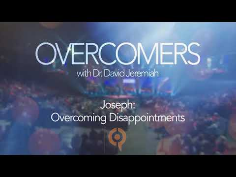 Joseph: Overcoming Disappointments - Turning Point with Dr. David Jeremiah