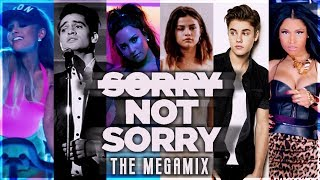 Baixar SORRY NOT SORRY | The Megamix ft. Justin Bieber, Nicki Minaj, Dua Lipa, Katy Perry