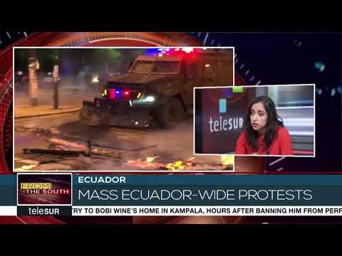 Ecuador vs Moreno&39;s IMF Austerity