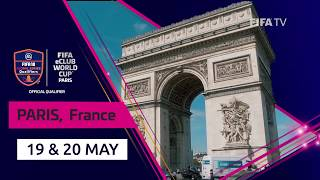 The FIFA eClub World Cup 2018 will be held in...PARIS!