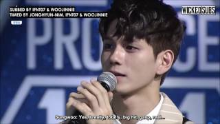 [ENG SUB] Produce 101 Season 2 Episode 9 Group Ranking Cut