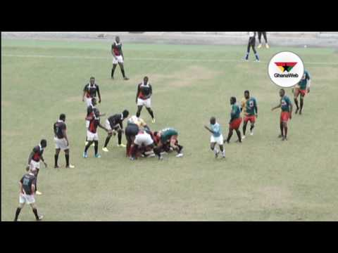 Ghana beats Togo 10-0 to lift Rugby African Regional Challenge
