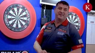 Darts-Star Mensur Suljovic: 5 Tiṗps für Hobbyspieler