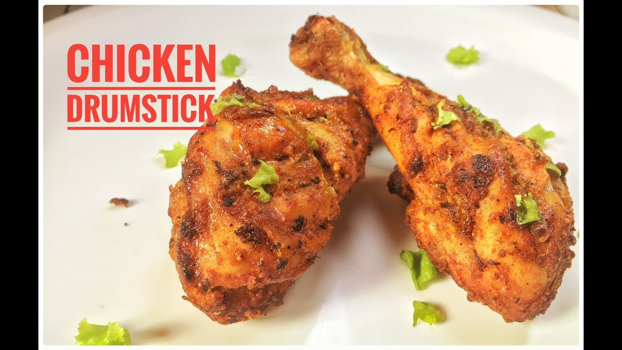 how to make drumsticks in the oven