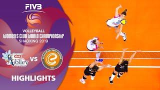 Novara vs. Eczacibaşi | Women's Volleyball Club World <b>Champs</b> 2019