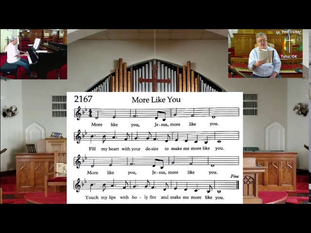 Hymn Sing Part 1
